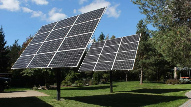 Homeowners can reap the financial benefits of solar energy