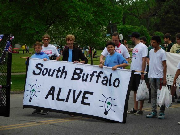Annual South Buffalo Alive Parade of Circles planned for June 2