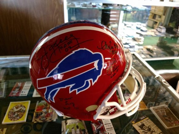 The card and memorabilia show will take place from 9:30 a.m. to 2:30 p.m. in the Polish Falcon Club at 445 Columbia Ave. in Depew.