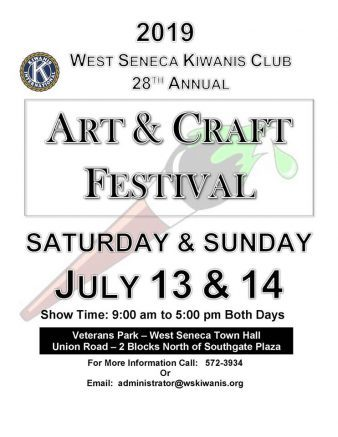 The event will feature some of the best crafters that Western New York has to offer!
