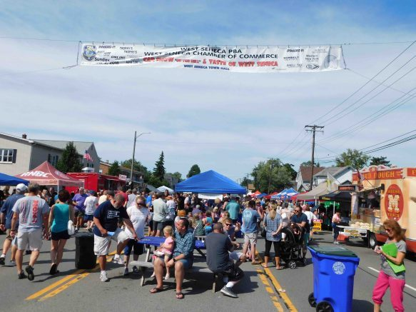 """Hundreds of vehicles are expected to participate in the car show, while approximately a dozen local eateries will be on hand to provide a """"taste"""" of some of their most popular culinary delights."""