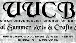 The annual UUCB 2019 Summer Arts & Crafts Show takes place Aug. 24 & 25.