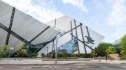 TheRoyal Ontario Museum opened the Helga and Mike Schmidt Performance Terrace and the Reed Family Plaza to the public this week.