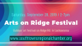 The annual Arts on Ridge Festival will take place on Sept. 28.