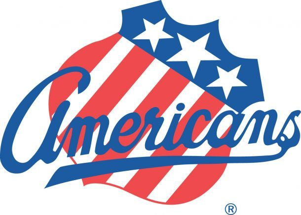 The Rochester Americans are a minor league affiliate of the Buffalo Sabres.