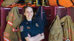Making a difference, saving lives, developing new skills, and being part of a close knit team are all reasons people choose to become volunteer firefighters.