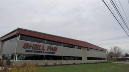 Shell Fab's new building on Clinton Street in West Seneca.