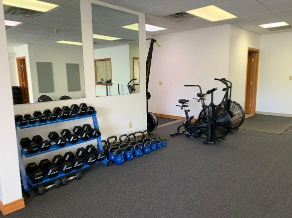 M.A.C. Fitness offers a wide range of classes, including personal training, group training, yoga, kids fitness, nutrition coaching, lifestyle coaching and mindset coaching.