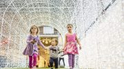 The world's largest indoor Christmas festival, Glow, will soon illuminate nearby Toronto with the twinkle of over a million lights.