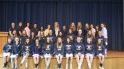 Mount Mercy Academy inducted 45 students as McAuley Scholars.
