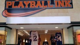 Playball Ink is located in the Walden Galleria.