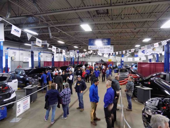 A record number of local high school teams took part in the 2020 NFADA Ron Smith Memorial AutoTech Competition.