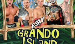 Empire State Wrestling (ESW) will hold its first ever event in Grand Island.