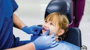 If your child is especially fearful or has special physical or developmental needs, consider a pediatric dentist.