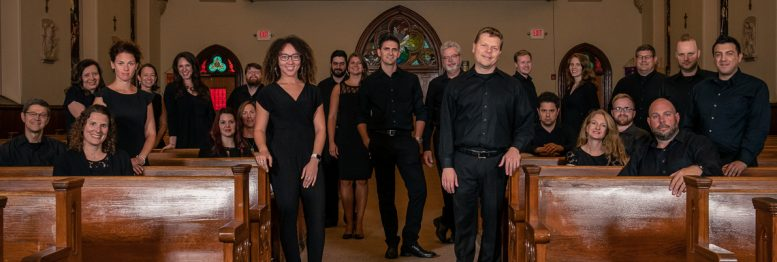 Vocális Chamber Choir is thrilled to present a program honoring the creative craft of composition.