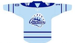 """The Amerks will again be sporting special polar bear-themed jerseys along with matching socks as part of """"Defend the Ice Month."""""""