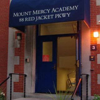 The Mount Mercy community continues to follow Catherine McAuley's vision of compassionate service.