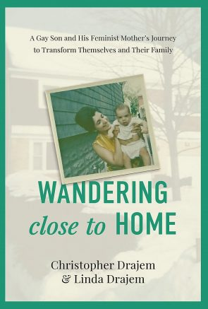 Wandering Close to Home is the latest release from Buffalo-based NFB Publishing.