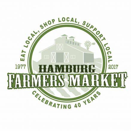 Hamburg Farmers' Market has postponed opening until June 6.