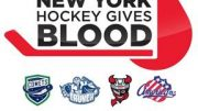 All Rochester-area donors will receive two vouchers to a 2020-21 regular-season Amerks home game.