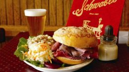 Schwabl's will reopen on May 20 for takeout service.