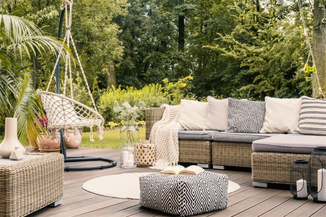 There's no better time than the present to begin your backyard transformation.