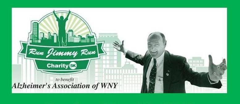 """The race was founded by WNY Chapter Board of Directors President Maureen Griffin Tomczak in memory of her father, Mayor James """"Jimmy"""" Griffin."""