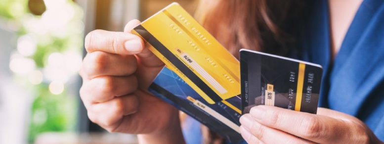 A credit card may be a better choice in some situations — but only if you pay your monthly bill on time.