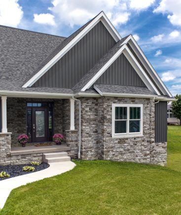 Manufactured stone has the largest return on investment of all home remodeling projects.
