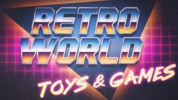 Retro World features new and vintage toys, games and collectibles.