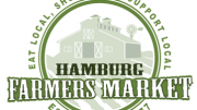 The market is located at the Hamburg Moose Lodge, 45 Church St. in Hamburg, and is open every Saturday, rain or shine through Oct. 31, from 7:30 a.m. to 1 p.m.