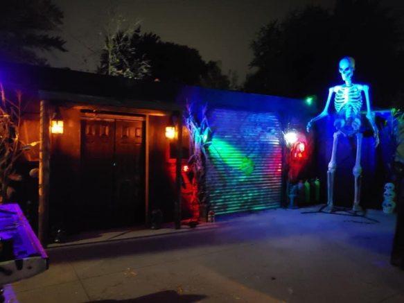 The house haunt at 870 Lee Ave. in North Tonawanda will benefit the Niagara County SPCA.