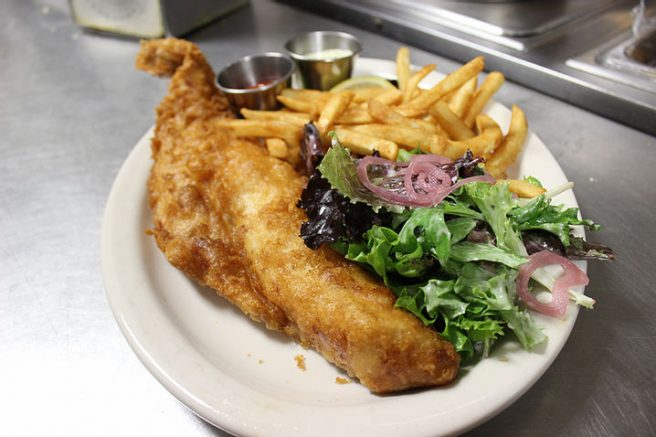 "Starting Wednesday, Feb. 17, Exit 2 will bring back the ""best fish fry in town"" with fish served every day, dine-in or takeout!"