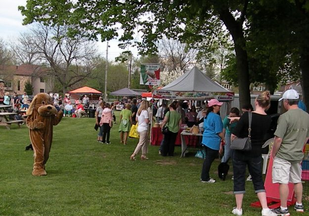 The market will run from 4 to 7:30 p.m. Thursday evenings from May 13 through Aug. 26.