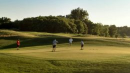 The tournament is moving closer to home and will take place at Harvest Hill Golf Course located at 3052 Transit Road.